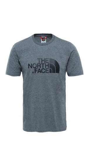 The North Face Easy t-shirt grijs